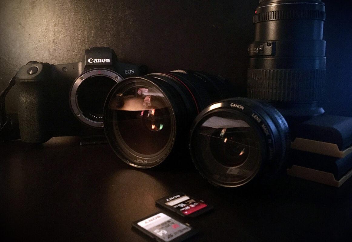 Equipo Fotográfico Profesional