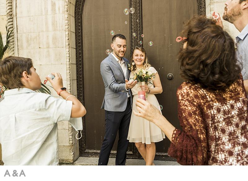 Casament a Girona